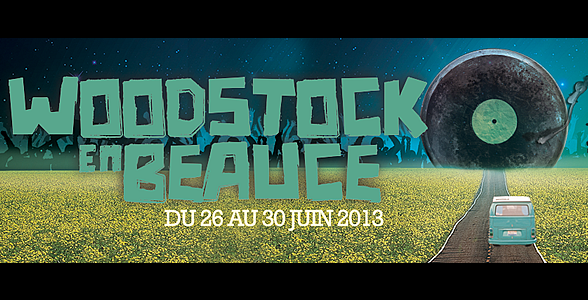 Woodstock en Beauce: programmation de la scne principale