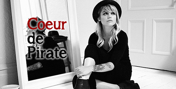 Coeur de Pirate en tourne solo au Thtre Petit Champlain