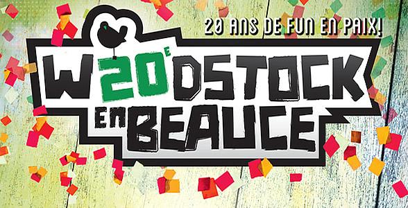 Woodstock en Beauce 2014