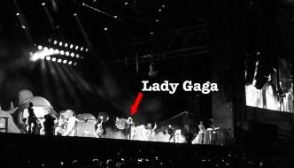 Lady Gaga au FEQ