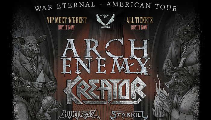Arch Enemy Québec