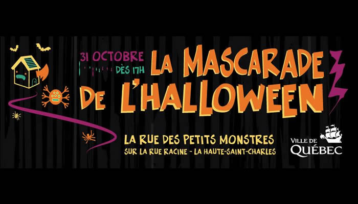 La Mascarade de l'Halloween