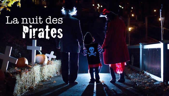 La nuit des Pirates à l'Aquarium du Québec