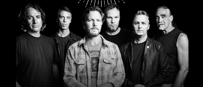 Pearl Jam à québec