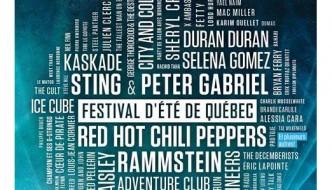 En vidéo: programmation du Festival d'été de Québec 2016