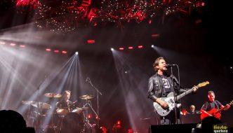 Trois heures historiques avec Pearl Jam