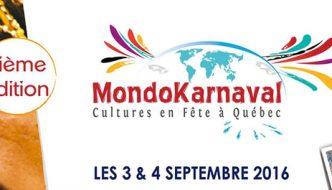 MondoKarnaval: le festival des cultures à Québec