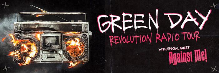 Green Day à Québec