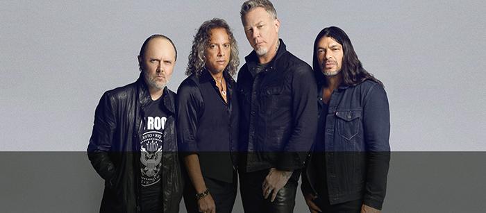 Metallica à Québec pour célébrer le 50e du FEQ