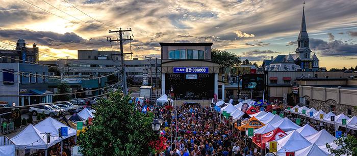 Festival des bières d'Alma