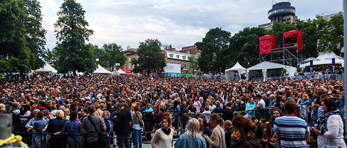Festival d'été de Québec Fiesta Québec