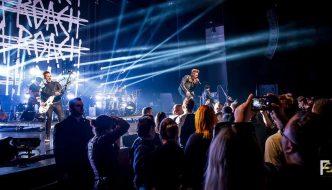 Papa Roach fait trembler le Grand Théâtre de Québec
