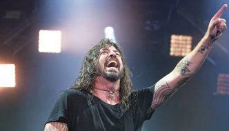 Fous pour les Foo Fighters
